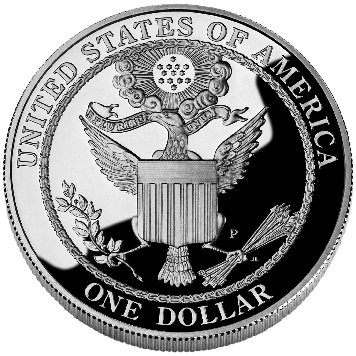 US 1 Dollar 2008 P