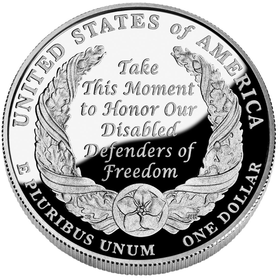 US 1 Dollar 2010 W