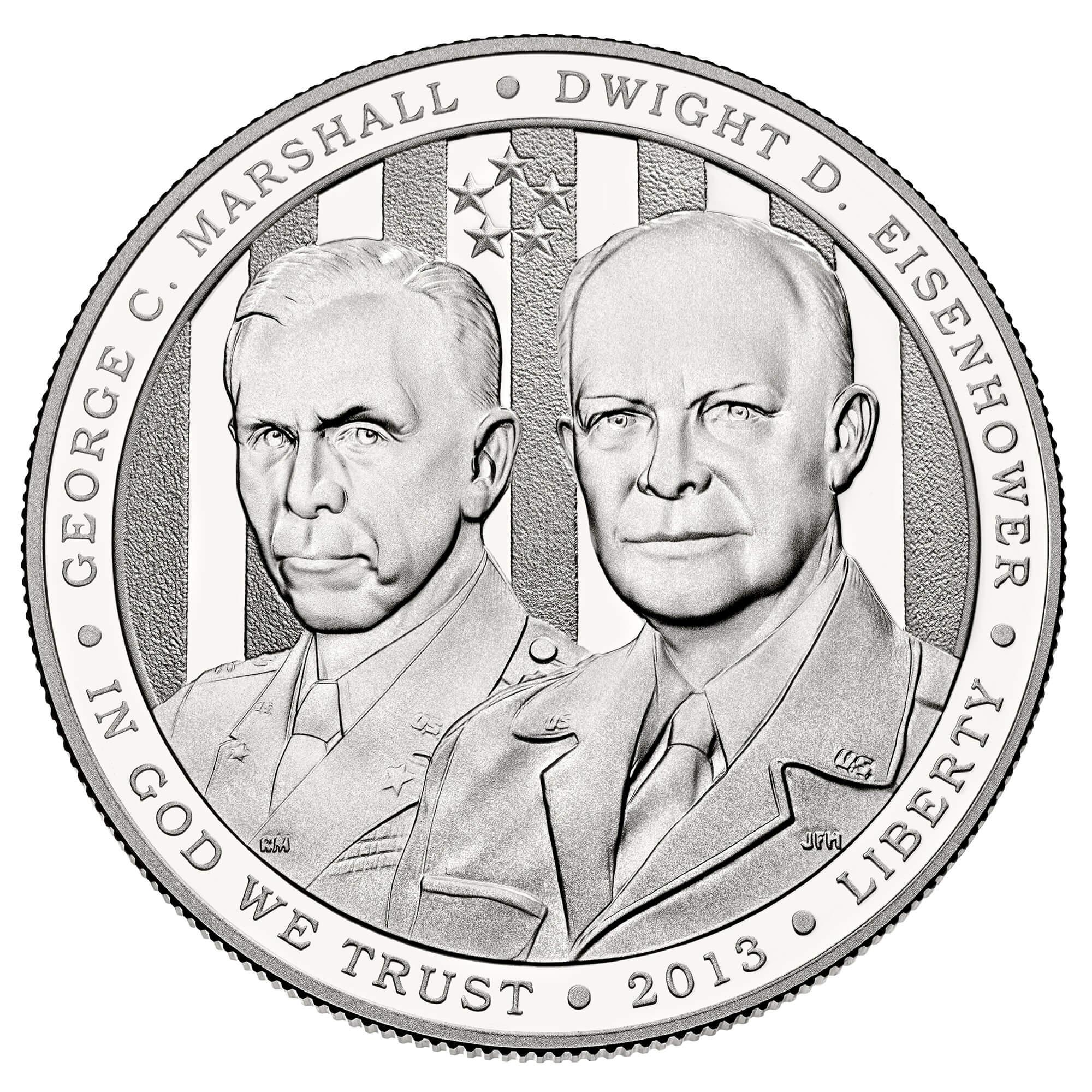 US 1 Dollar 2013 P