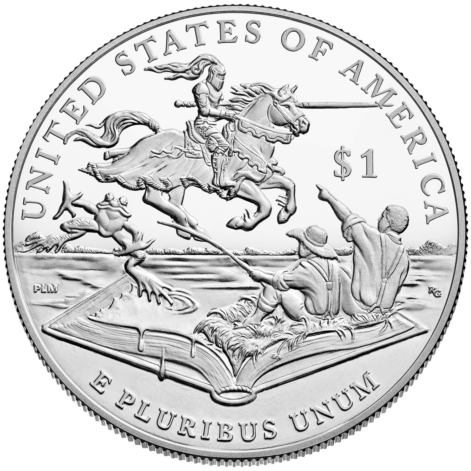 US 1 Dollar 2016 P