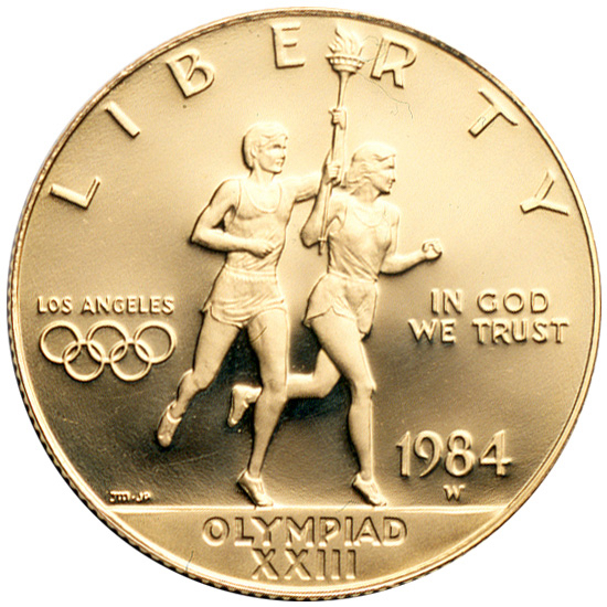 US 10 Dollars 1984 P