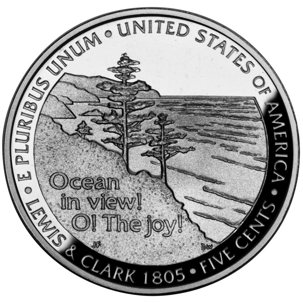 US 5 Cent - Nickel 2005 S