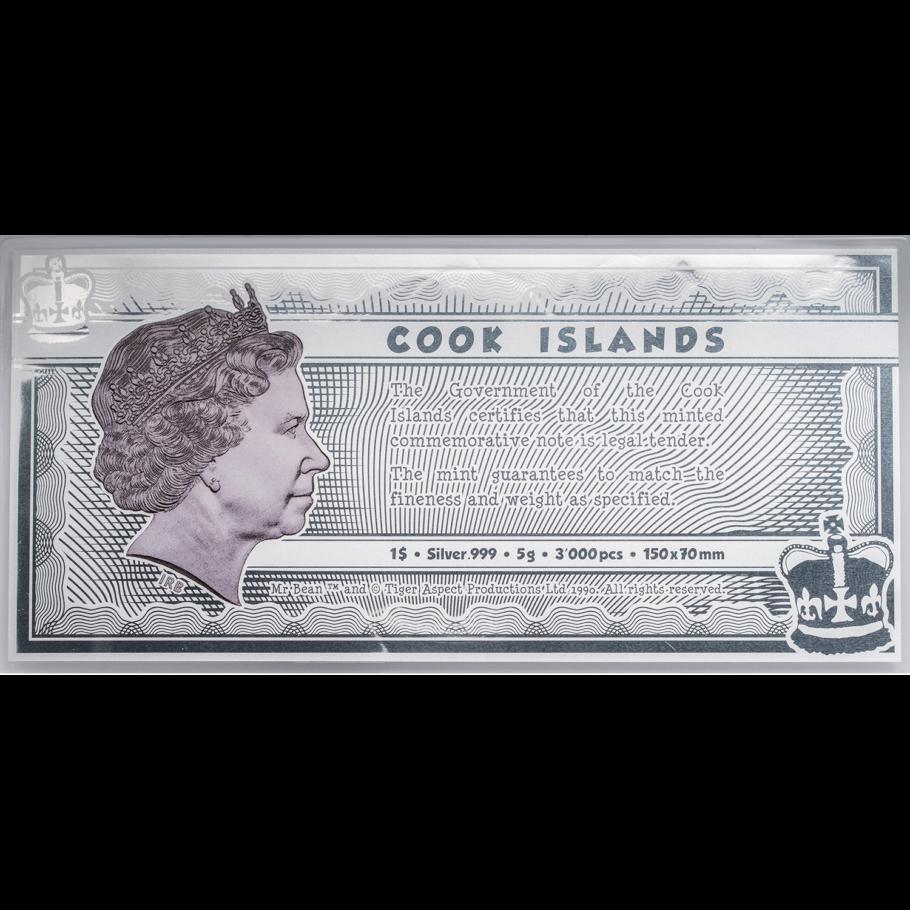CK 1 Dollar 2021