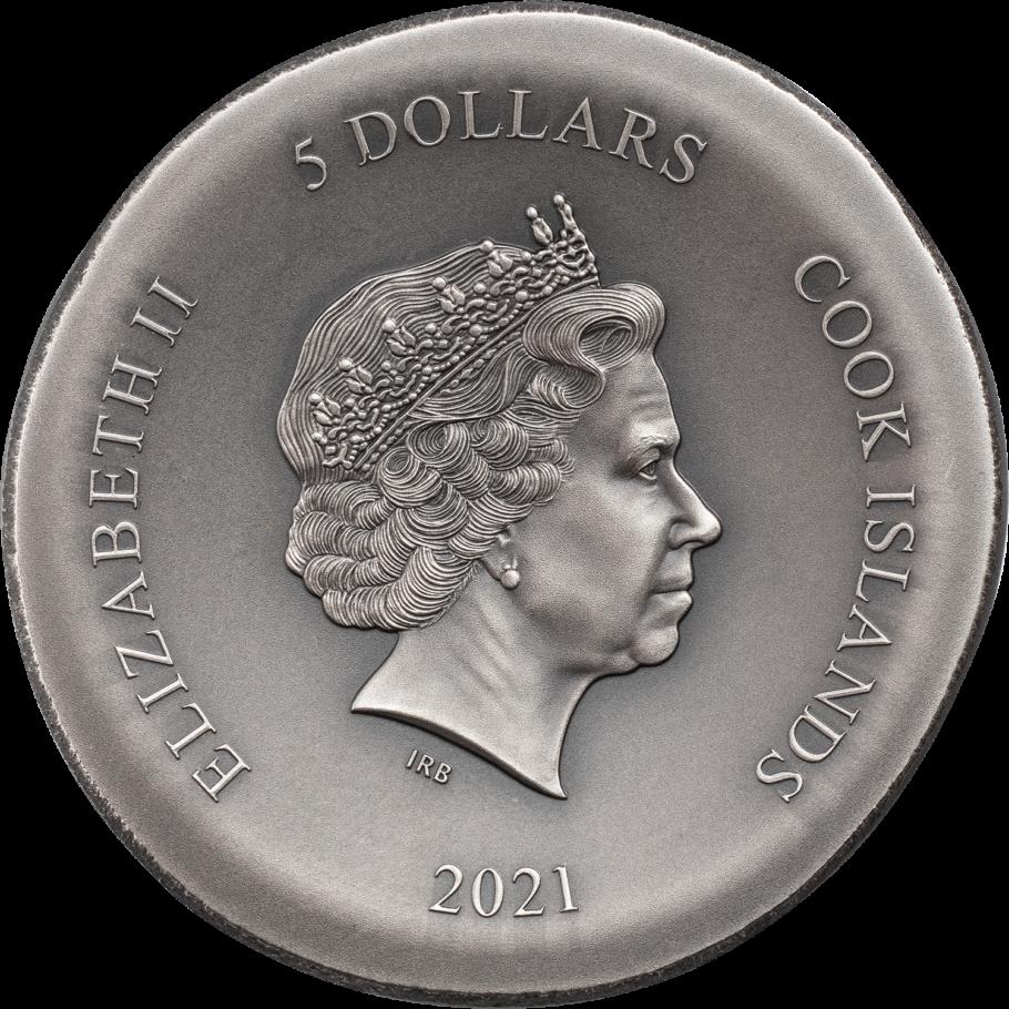 CK 5 Dollars 2021