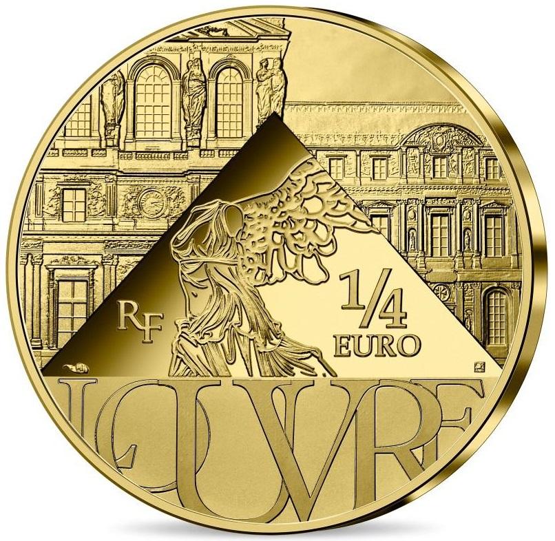 FR 1/4 Euro 2021 Horn of Plenty