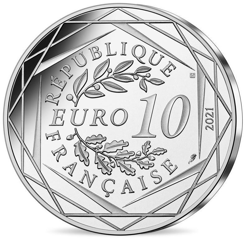 FR 10 Euro 2021 Horn of Plenty