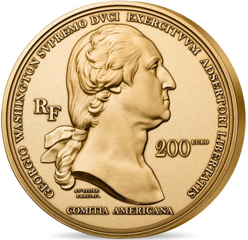 FR 200 Euro 2021 Horn of Plenty