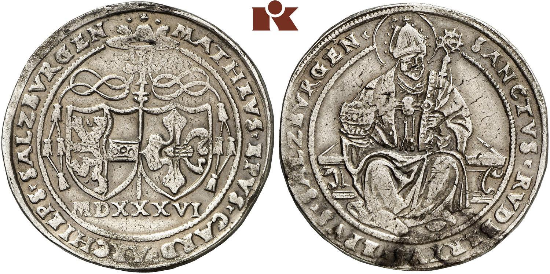 HRR 1 Guldiner 1536