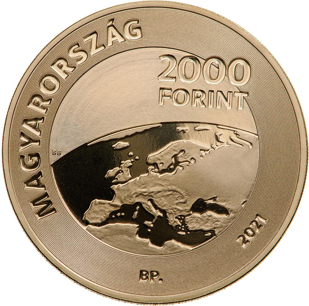 HU 2000 Forint 2021 BP.