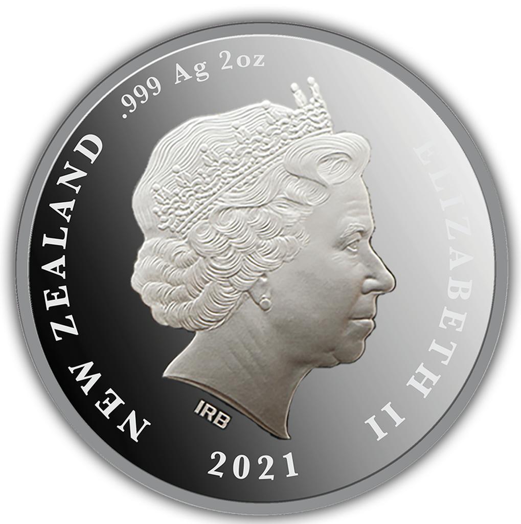 NZ 5 Dollars 2021