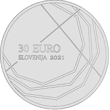 SI 30 Euro 2021