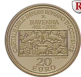 SM 20 Euro 2002 R