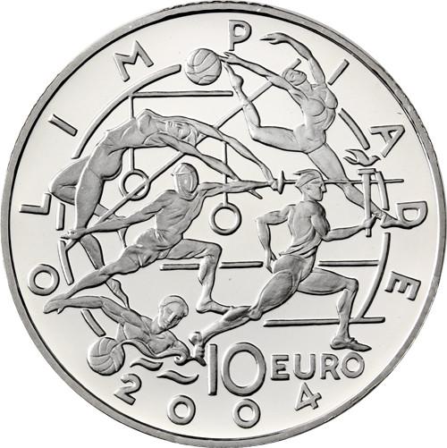 SM 10 Euro 2003 R