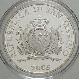 SM 10 Euro 2005 R