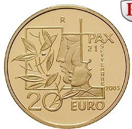 SM 20 Euro 2005 R