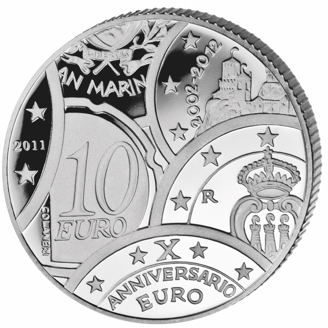 SM 10 Euro 2011 R