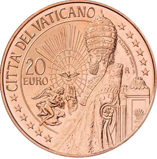 VA 20 Euro 2021 R