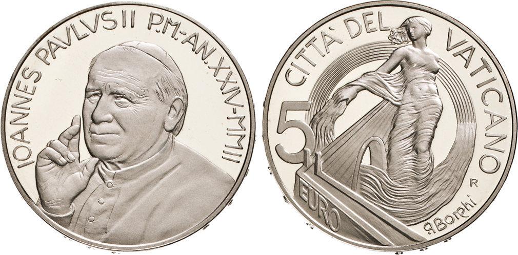 VA 5 Euro 2002 R