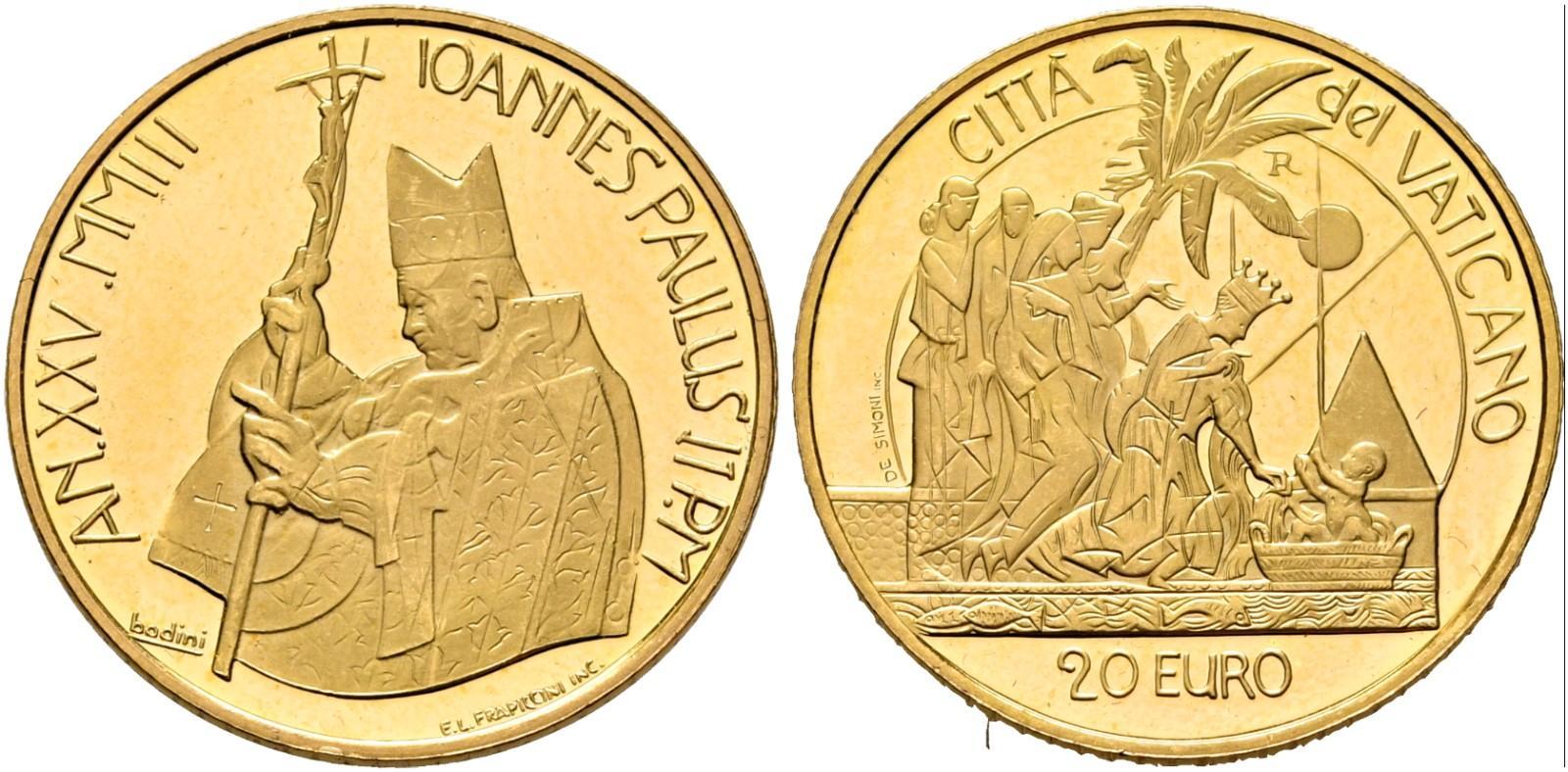 VA 20 Euro 2003 R
