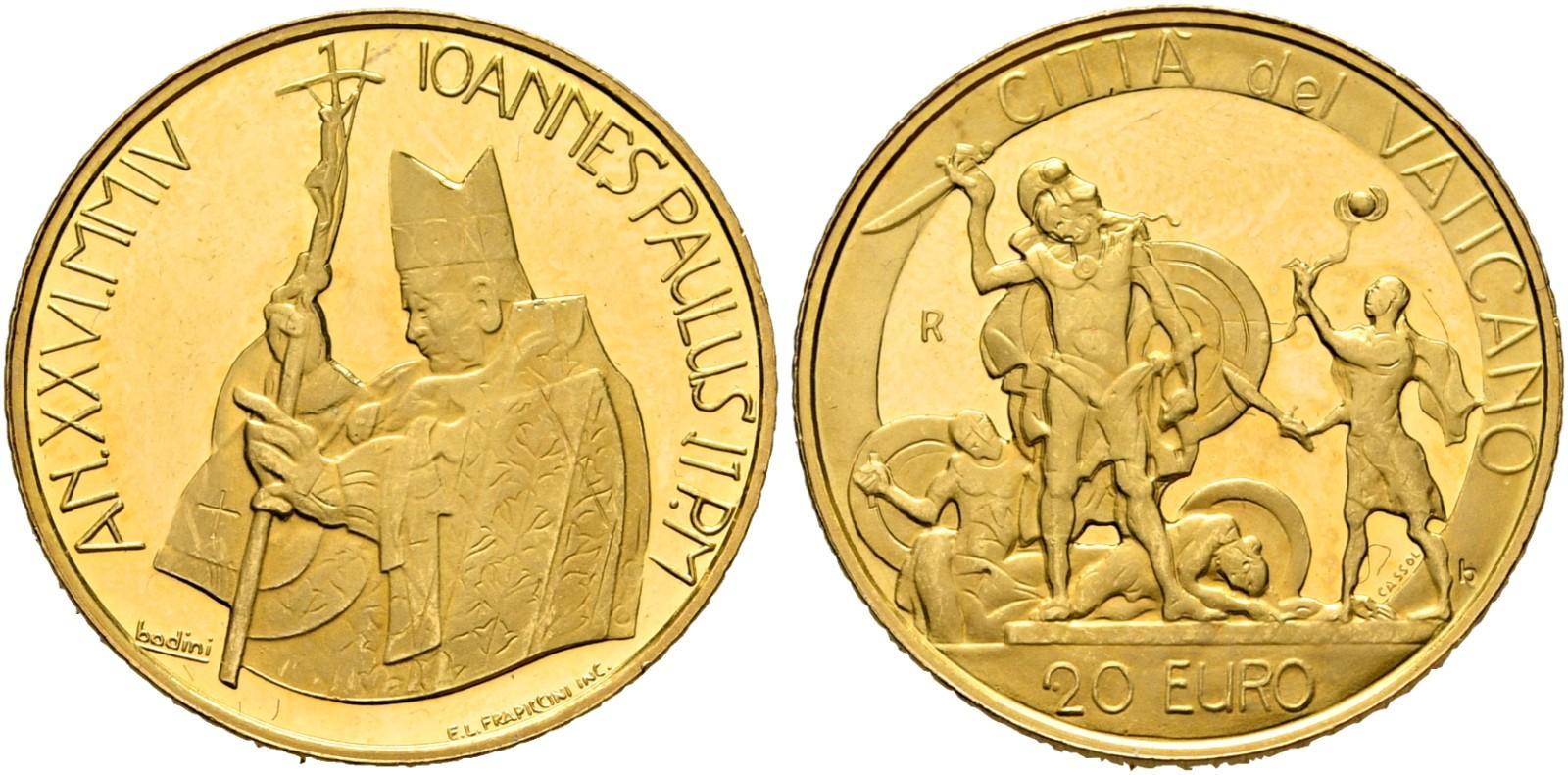 VA 20 Euro 2004 R
