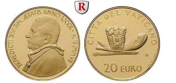 VA 20 Euro 2007 R