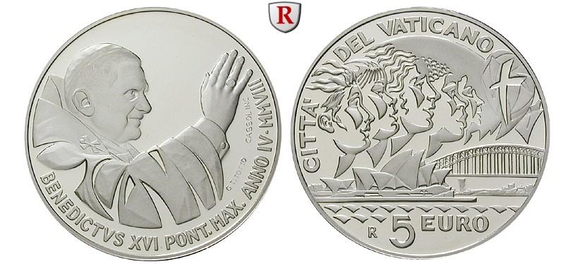 VA 5 Euro 2008 R