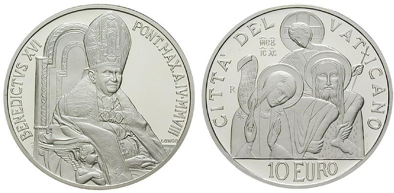 VA 10 Euro 2008 R