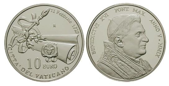 VA 10 Euro 2009 R