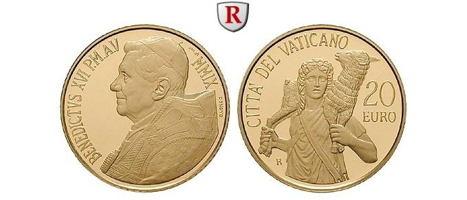 VA 20 Euro 2009 R