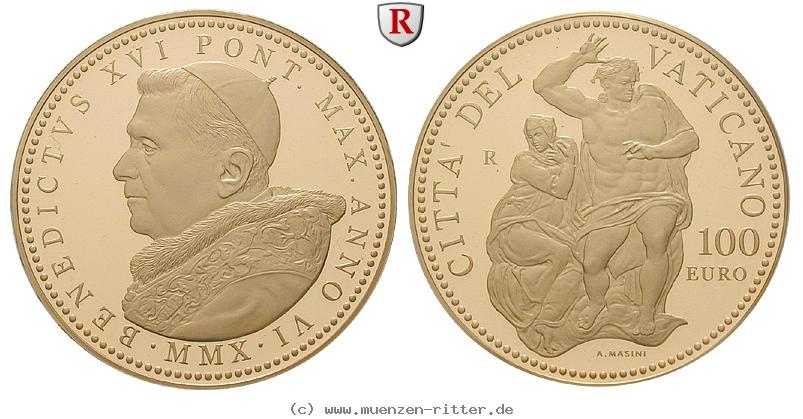 VA 100 Euro 2010 R