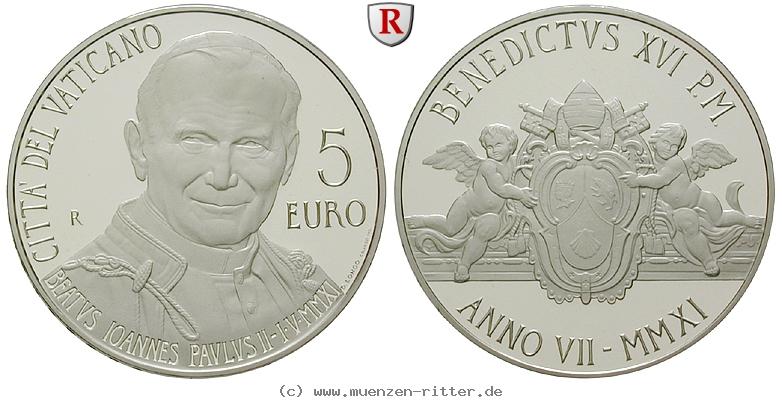 VA 5 Euro 2011 R