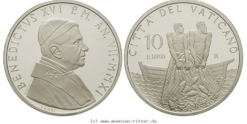 VA 10 Euro 2011 R