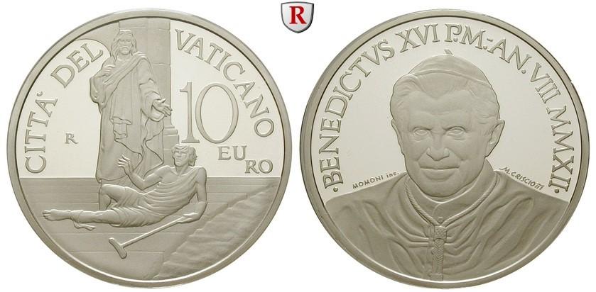 VA 10 Euro 2012 R