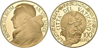 VA 100 Euro 2012 R