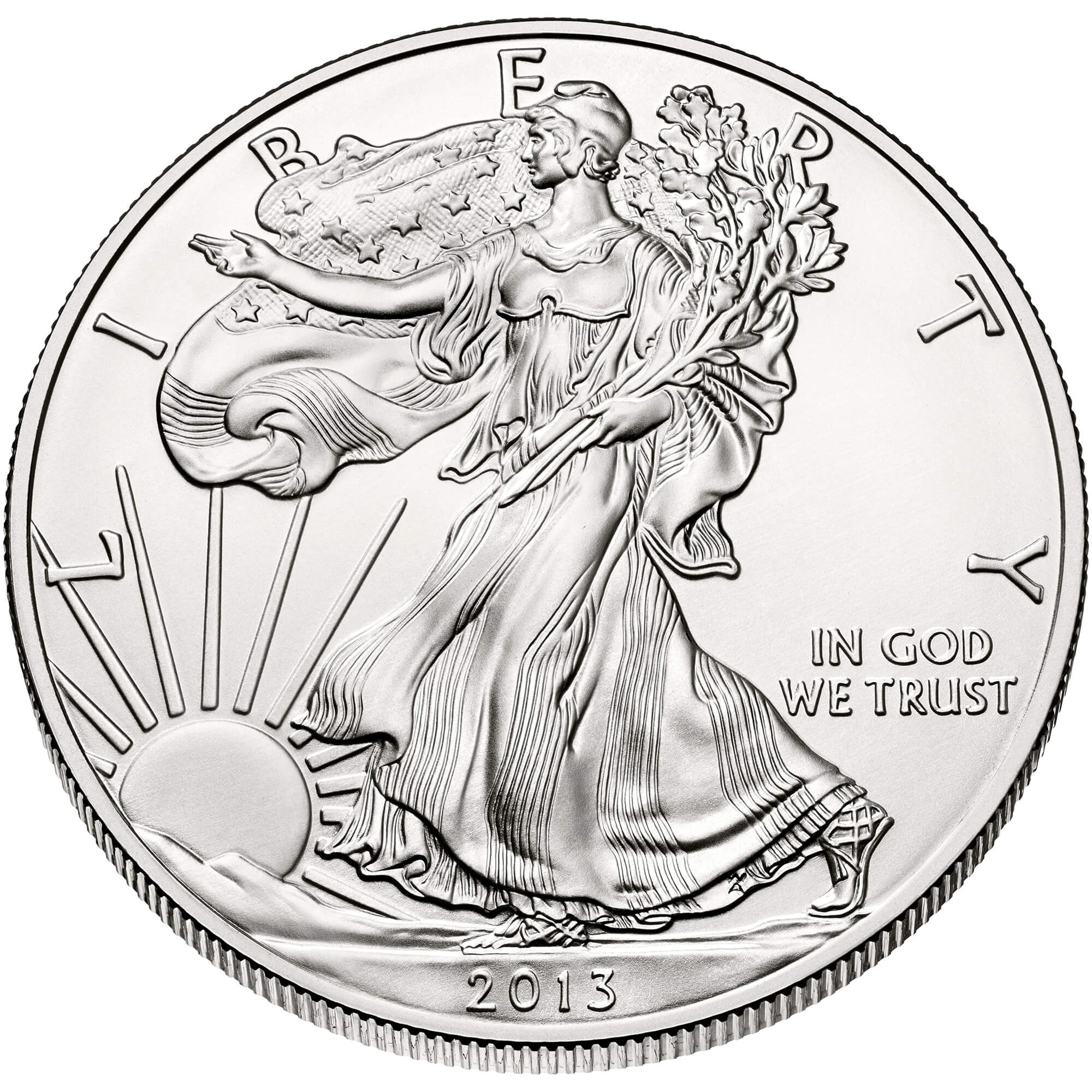 US 1 Dollar 2001 W