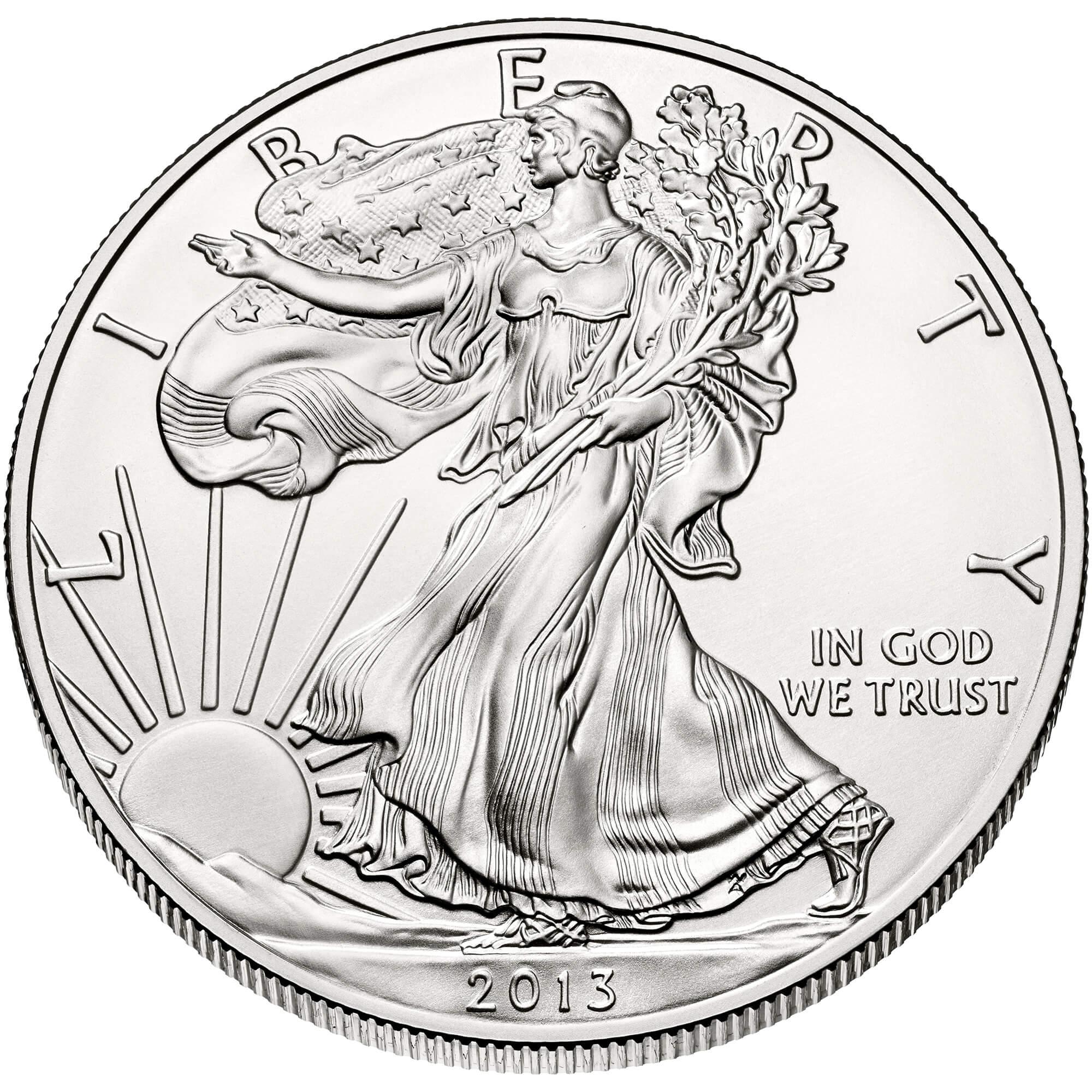 US 1 Dollar 2004 W