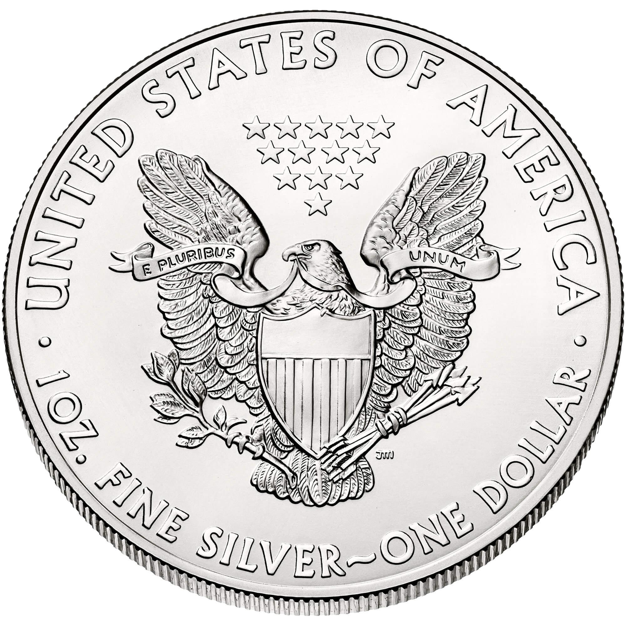 US 1 Dollar 1989 no mintmark