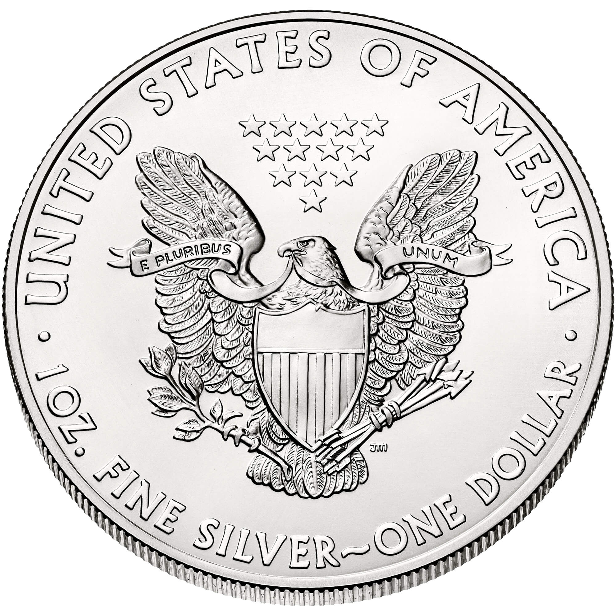 US 1 Dollar 1990 no mintmark