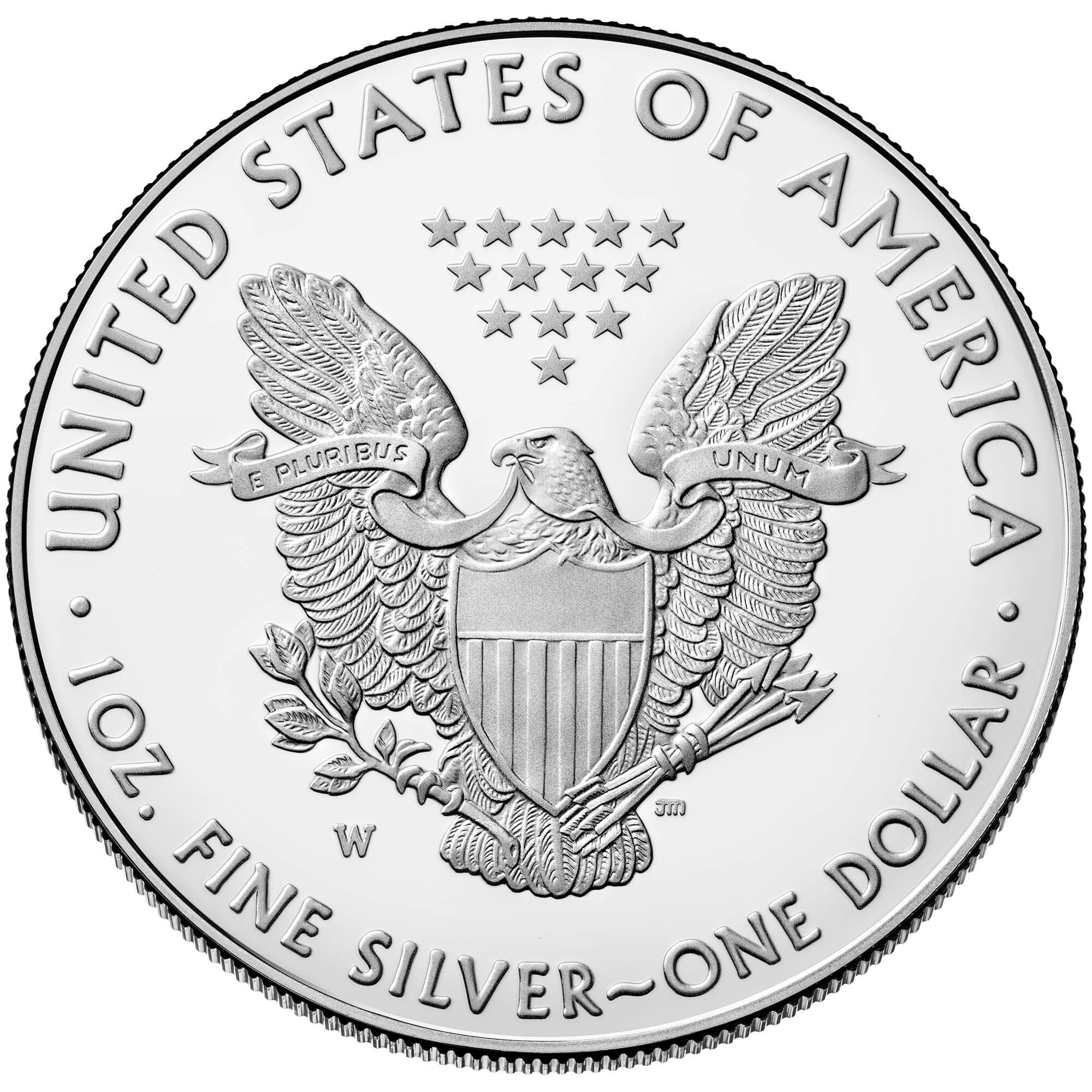 US 1 Dollar 1995 W