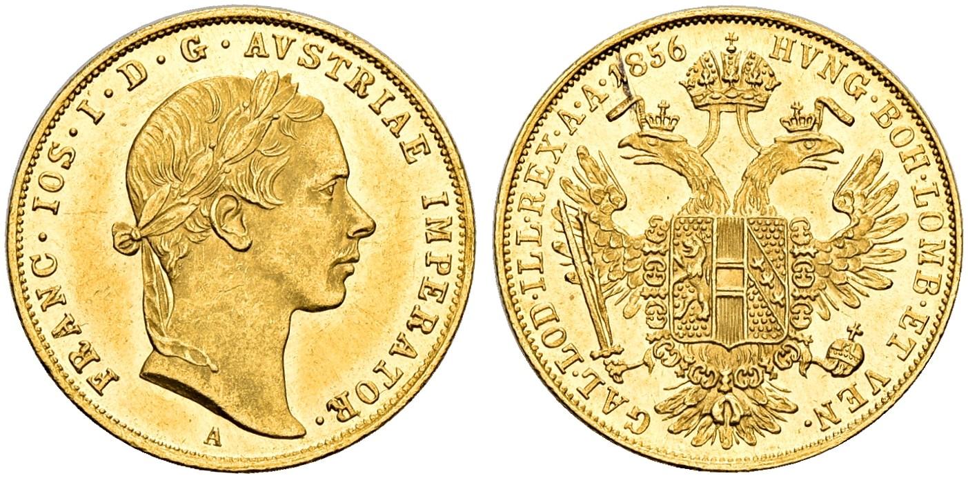 AT 1 Dukat 1856 V
