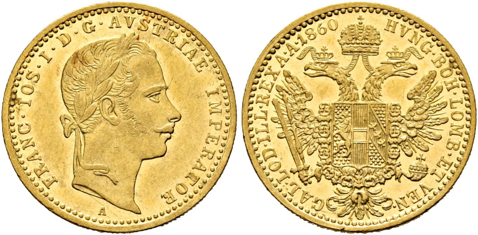 AT 1 Dukat 1860 B