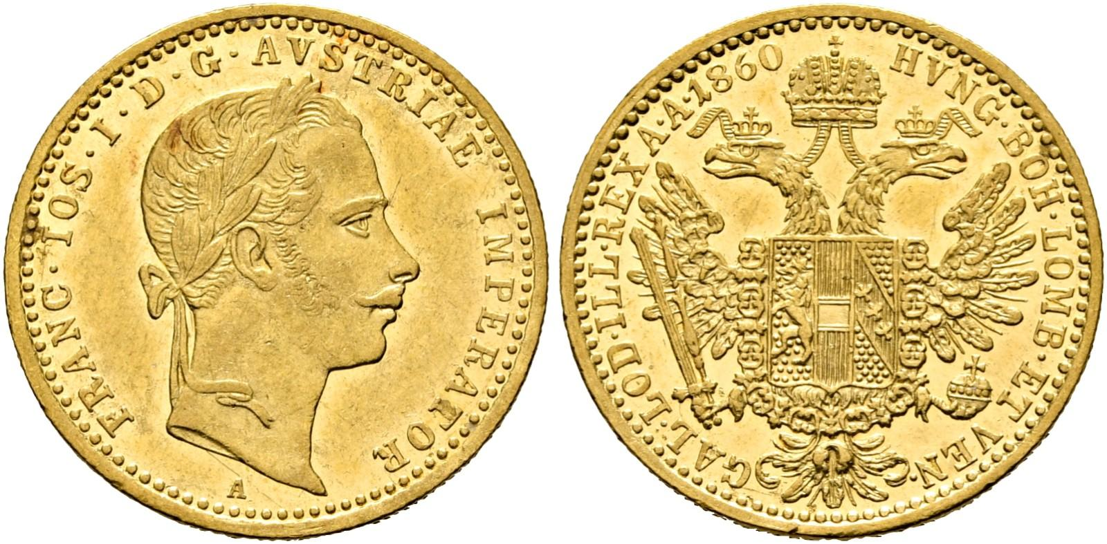 AT 1 Dukat 1860 V