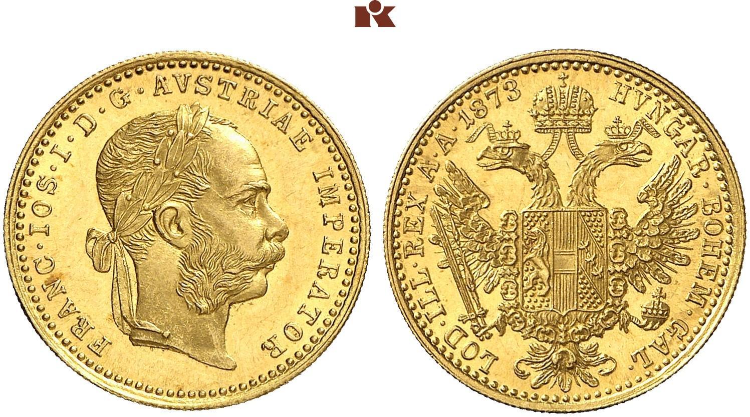 AT 1 Dukat 1873