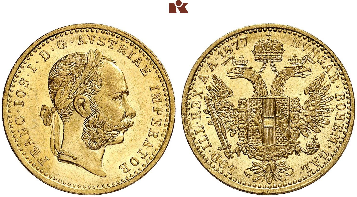 AT 1 Dukat 1877