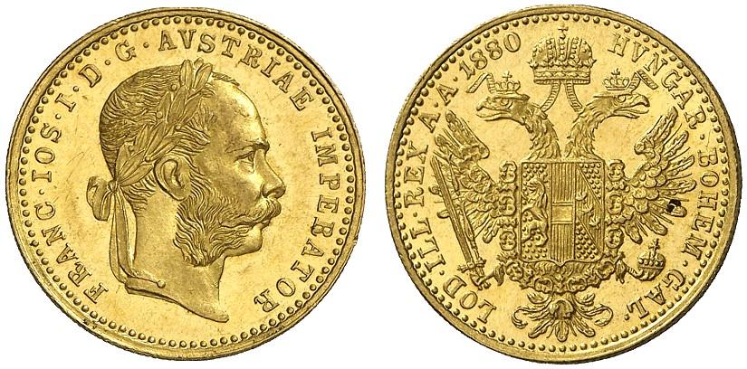 AT 1 Dukat 1880