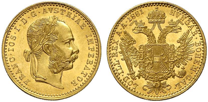 AT 1 Dukat 1881