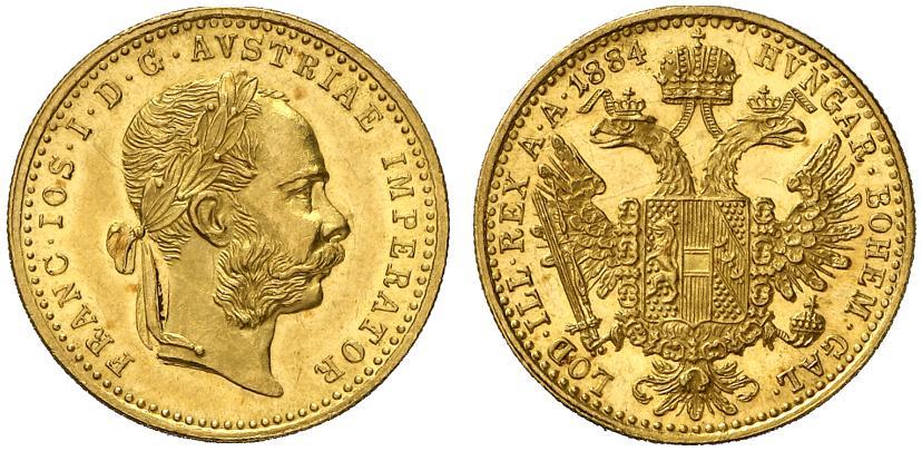 AT 1 Dukat 1884