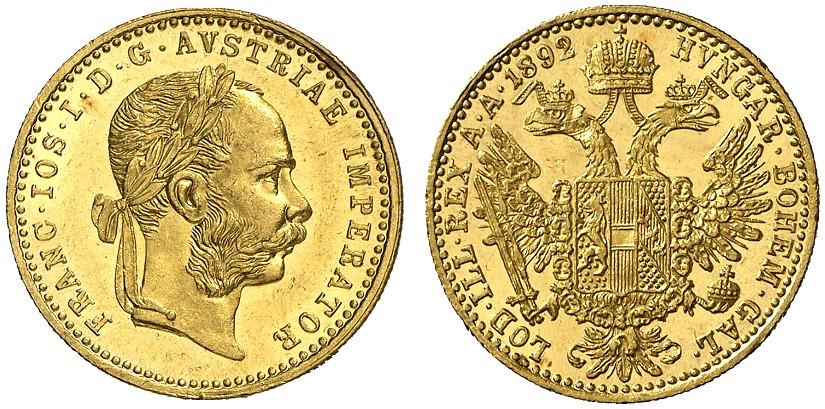 AT 1 Dukat 1892