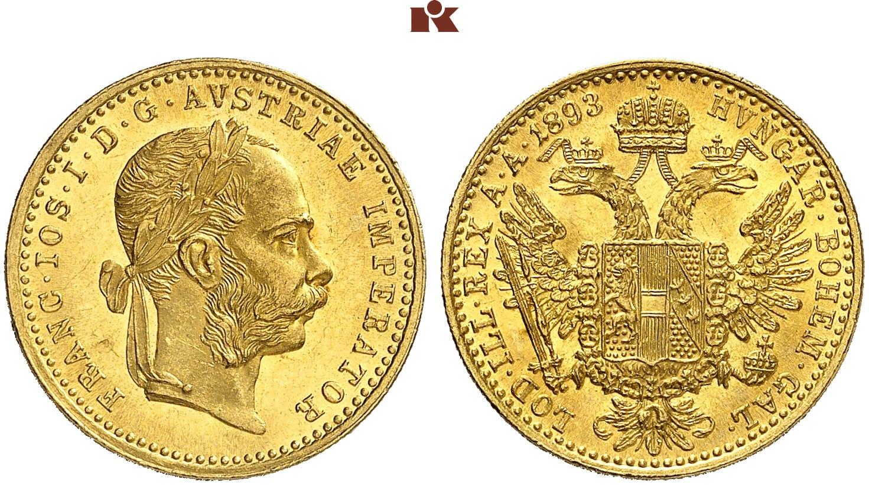 AT 1 Dukat 1893