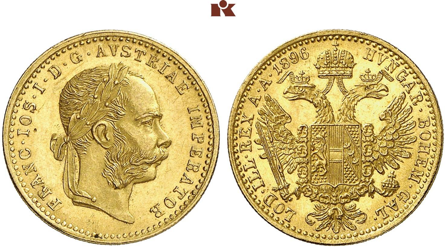 AT 1 Dukat 1896